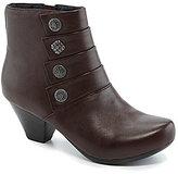 Dansko Baker Leather Booties