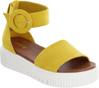 Mia Athletic-Inspired Sandals - Rosanna