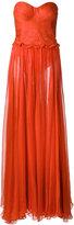 Maria Lucia Hohan Ari gown - women - Silk/Nylon/Spandex/Elastane - 38
