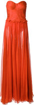 Maria Lucia Hohan Ari gown - women - Silk/Nylon/Spandex/Elastane - 40