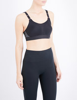 Triumph Triaction stretch-cotton sports bra