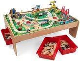 Kid Kraft Waterfall Mountain Train Table & Set