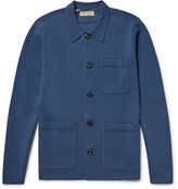 Burberry - Cashmere And Cotton-blend Cardigan