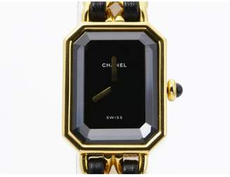 Chanel Premiere Gold Steel Watches