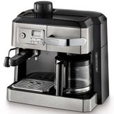 De'Longhi DeLonghi Stainless Steel 3-in-1 Combination Machine with Programmable Timer
