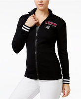 Almost Famous Juniors' Patch Track Jacket