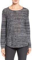 Eileen Fisher Women's Organic Linen & Cotton Top