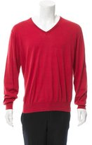 Loro Piana Pullover V-Neck Sweater