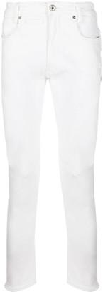 G Star Multi-Pocket Skinny Jeans