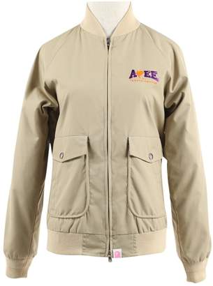 A Bathing Ape Beige Jacket for Women
