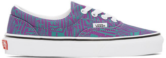 Vans Multicolor MoMA Edition Faith Ringold Sneakers