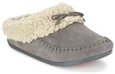 FitFlop THE CUDDLER SNUGMOC Charcoal