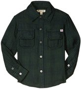 Appaman Mason Shirt (Toddler/Kid) - Four Leaf Gingham - 5