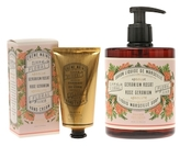 Absolutes Rose Geranium Liquid Marseille Soap & Hand Cream