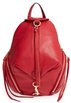 Rebecca Minkoff 'Medium Julian' Backpack - Black