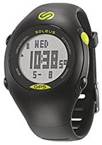 Soleus Women's SG006-052 GPS mini Digital Display Quartz Black Watch