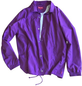 Supreme Purple Jacket for Women