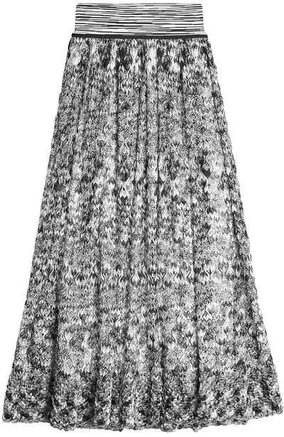Missoni Crochet Skirt