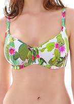 Freya Cactus Under Wired Sweetheart Padded Bikini Top