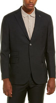 Michael Bastian Slim Fit Wool Sport Coat