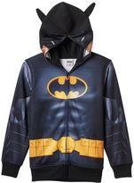 Boys 8-20 DC Comics Batman Costume Hoodie
