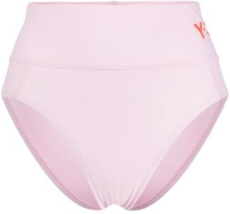 Y-3 High-Wasited Bikini Bottoms