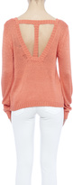 MinkPink Relax Me Sweater