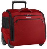 Briggs & Riley 'Transcend' Wheeled Cabin Bag - Red