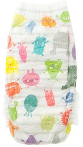 The Honest Company Toddler Premium Eco-Friendly Training Pants