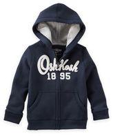 Osh Kosh Heritage Fleece Hoodie in Navy