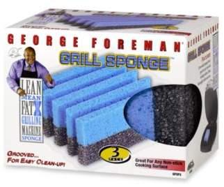 George Foreman Grill SpongeTM (Set of 3)
