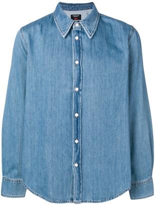 Calvin Klein jaws denim shirt
