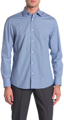 James Tattersall Sport Woven Classic Fit Shirt