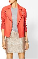 Marc by Marc Jacobs Jett Leather Jacket