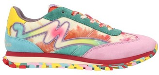 MARC JACOBS, THE The Tie Dye Jogger sneakers