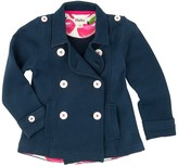 Hatley Nordic Apples Brushed Fleece Pea Coat (Toddler, Little Girls, & Big Girls)