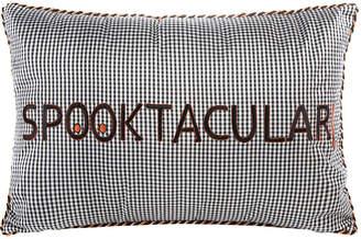 Mackenzie Childs MacKenzie-Childs - Spooktacular Lumbar Cushion
