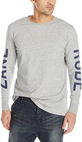 Zanerobe Men's Shield Flintlock Long-Sleeve T-Shirt