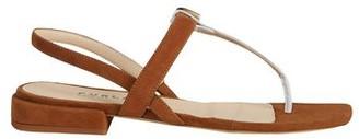 Furla Toe strap sandal