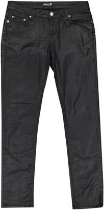 Seven7 Seven 7 Black Cotton - elasthane Jeans