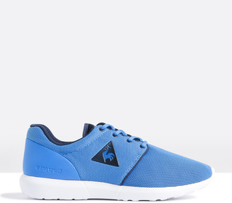 Le Coq Sportif Mens Dynacomf GS Summer Mesh Sneakers in French Blue Dress Blue