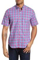 Tailorbyrd Sloane Regular Fit Plaid Sport Shirt