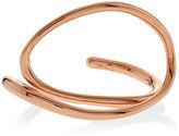 Charlotte Chesnais Rose Gold Vermeil Looping Bracelet