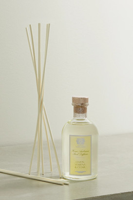 Antica Farmacista Lemon, Verbena & Cedar Reed Diffuser, 250ml - Clear