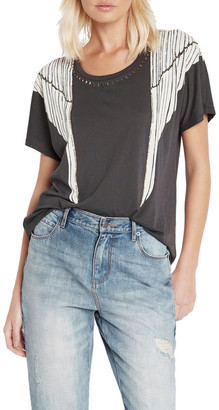 Sass & Bide Flight Of Life Tee