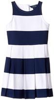 Polo Ralph Lauren Ponte Stripe Dress Girl's Dress