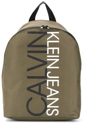 Calvin Klein Kids Logo Backpack