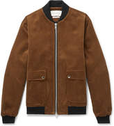 Oliver Spencer - Bermondsey Cotton-corduroy Bomber Jacket