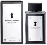 Antonio Banderas The Secret Eau De Toilette Spray Men by Antonio Banderas, 3.4 Ounce