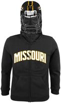 Boys 8-20 Missouri Tigers Full-Zip Fleece Costume Hoodie